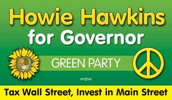 Howie Hawkins for Governor